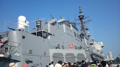 DDG-174 護衛艦きりしま ヨコスカサマーフェスタ2015