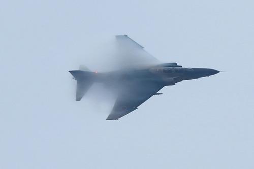 戦術偵察 RF-4E ファントムⅡ 百里基地創設50周年記念航空祭