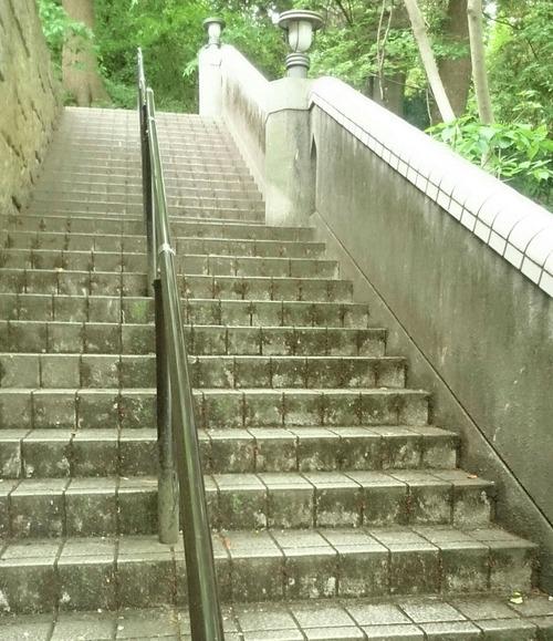 広島 江波山公園