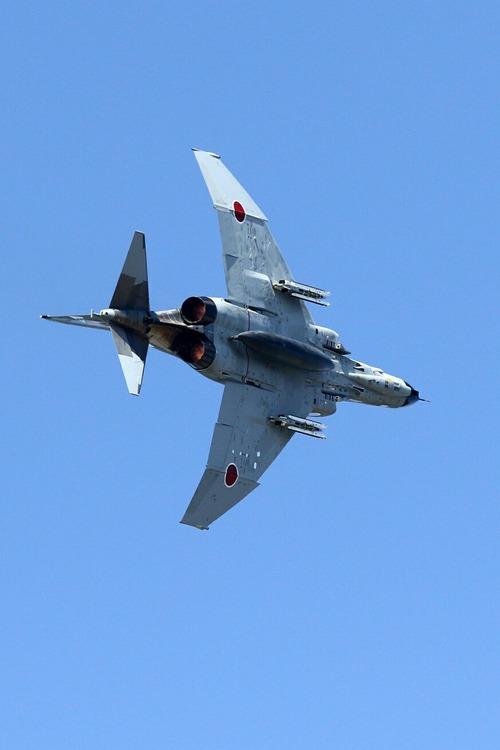 機動飛行 F-4EJ ファントムⅡ 第30回 百里基地航空祭