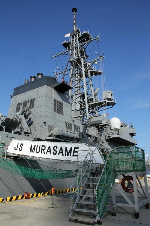 DD-101 護衛艦むらさめ ヨコスカサマーフェスタ2014