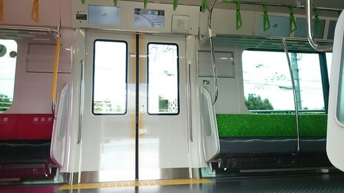 E235系 車両展示 JR東日本 東京総合車両センター 夏休みフェア2015