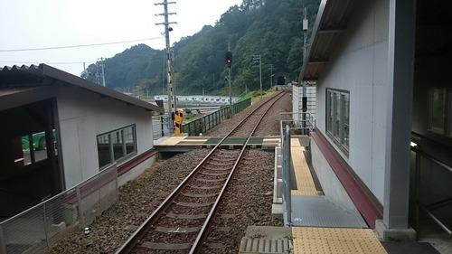 三陸鉄道 北リアス線 田野畑駅