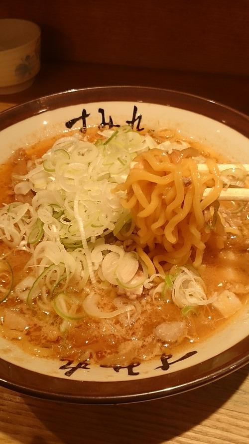 京都拉麺小路 すみれ 味噌ラーメン