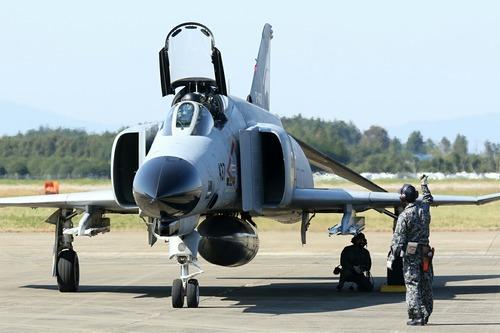 デモスクランブル F-4EJ ファントムⅡ 第30回 百里基地航空祭
