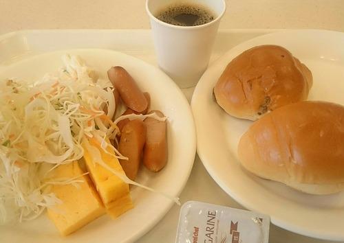 朝食 東横イン富山駅前