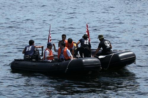 高速機動艇 ヨコスカサマーフェスタ2014