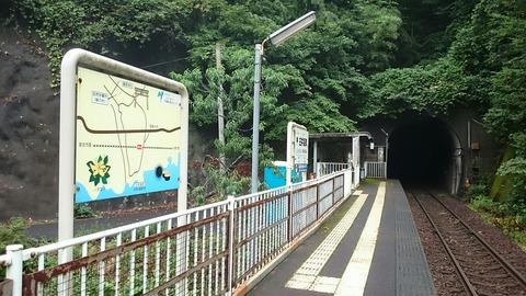 三陸鉄道 白井海岸駅