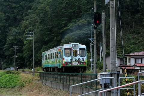 三陸鉄道 田野畑駅 36-202