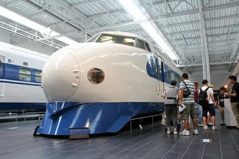 0系21形式新幹線電車 リニア・鉄道館 JR東海