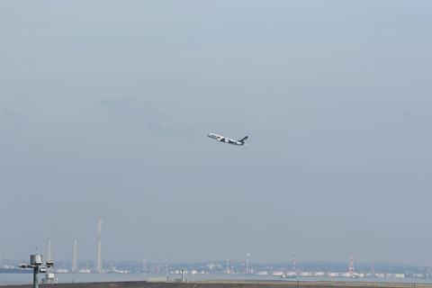 JA73NG B737-800 ヤマトジェット RJTT