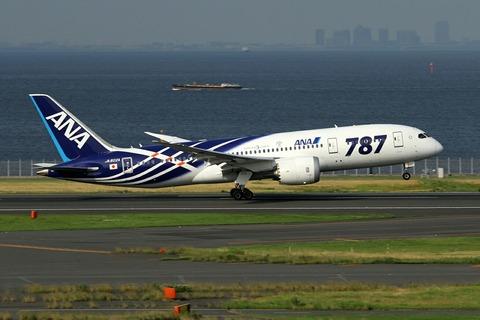 JA802A B787-8 ANA RJTT