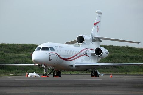 B-8216 Dassault Falcon 7X RJTT