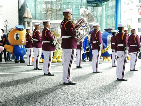 タイ国家警察音楽隊 世界のお巡りさんコンサート