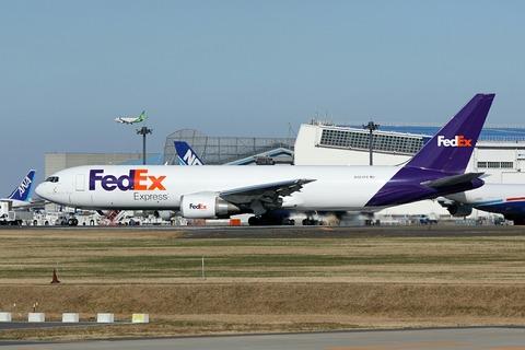 N104FE B767-300F FDX RJAA