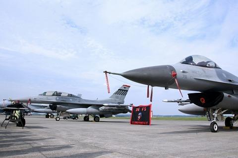 OS 36FS F-16 Fighting Falcon RJTY 横田基地日米友好祭