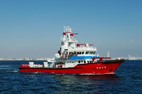 消防艇よこはま 横浜市消防局 横浜消防出初式