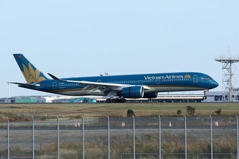 VN-A894 A350-900 HVN RJTT