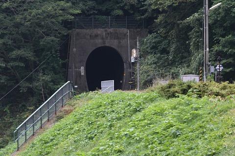 三陸鉄道 平井賀トンネル
