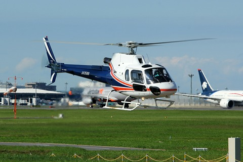 JA35BB AS350B3 Ecureuil RJAA