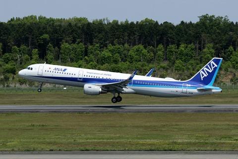 JA111A A321ceo ANA RJFT