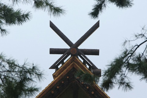 大嘗宮 一般参観 皇居東御苑