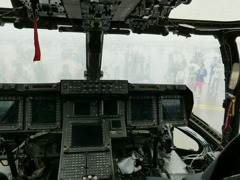 CV-22 Osprey 機内公開 アメリカ空軍 横田基地日米友好祭