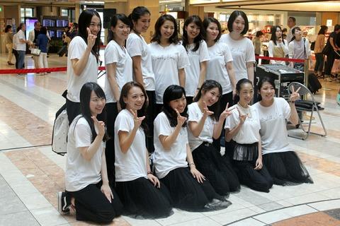 SFJ ダンスパフォーマンス Stella Maris 羽田 空の日フェスティバル