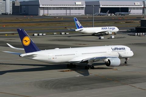 D-AIXB A350-900 DLH RJTT