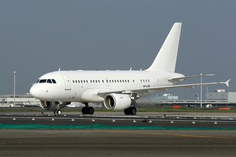 VP-CYB A318-100CJ Elite RJTT