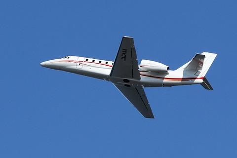 JA04AA Cessna 680 Citation Sovereign 朝日航洋 RJTT