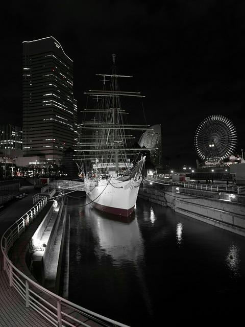 重要文化財 帆船日本丸 大規模修繕 旧横浜船渠株式会社第一号船渠