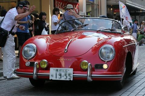 78 PORSCHE 356PRE-A SPEEDSTER 1955 RALLY YOKOHAMA 2016