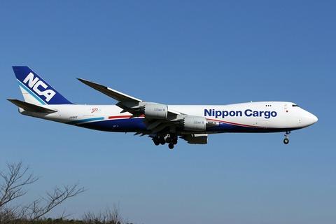 JA15KZ B747-8F NCA 30th RJAA