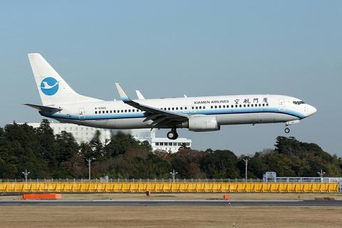 B-5565 B737-800 CXA RJAA