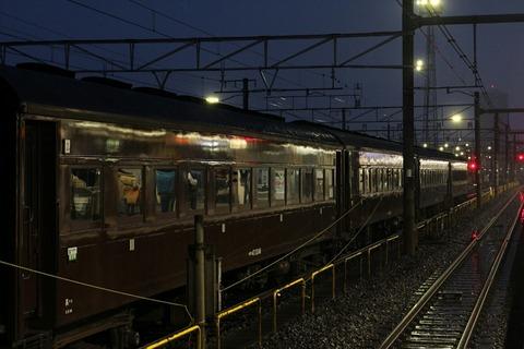 旧型客車 ふれあい鉄道フェスティバル JR東日本 尾久駅