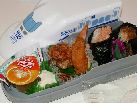 ありがとう東海道新幹線700系 新幹線弁当