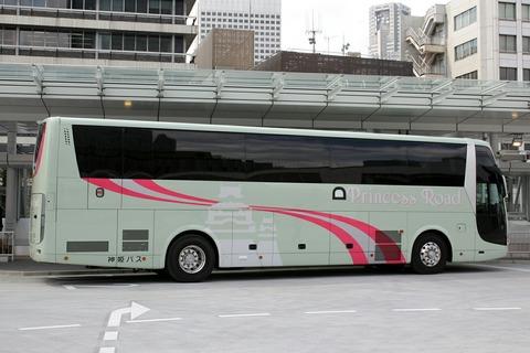 神姫バス プリンセスロード バスタ新宿 オープンプレイベント