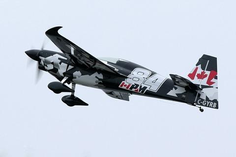 C-GYRB Zivko Edge 540 V3 Pete McLeod RED BULL AIR RACE CHIBA