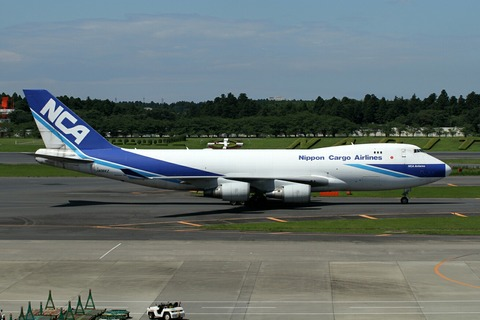 JA06KZ B747-400F NCA RJAA