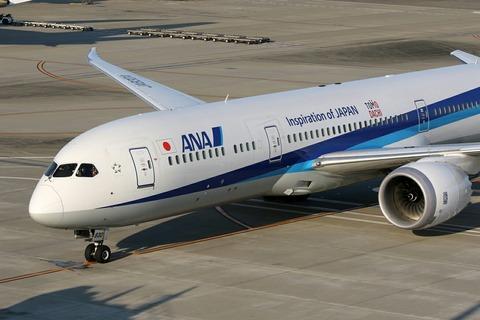 JA830A B787-9 ANA TOMODACHI RJTT