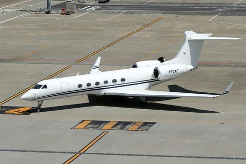 N33XE Gulfstream G-V RJTT