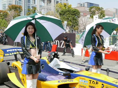 SUGOレースクイーン MOTORSPORT JAPAN 2019