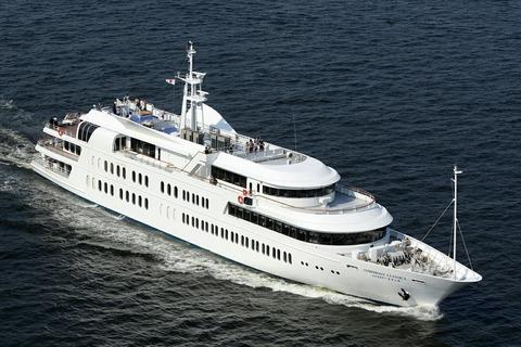 レストラン船 シンフォニー クラシカ レインボーブリッジ
