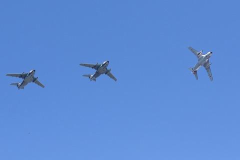 C-1 飛行展示 入間航空祭2018 航空自衛隊 入間基地