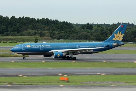 VN-A383 A330-200 HVN RJAA