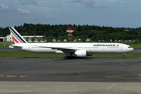 F-GZND B777-300 AFR RJAA