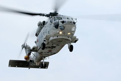 21-8412 SH-60K 哨戒ヘリコプター よこすかYYのりものフェスタ