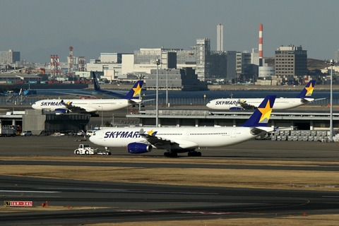 JA330F A330-300 SKY RJTT