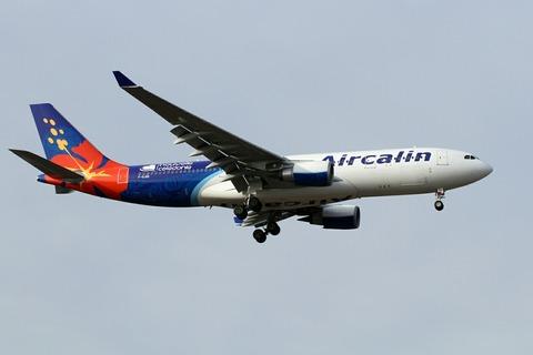 F-OJSE A330-200 ACI RJAA